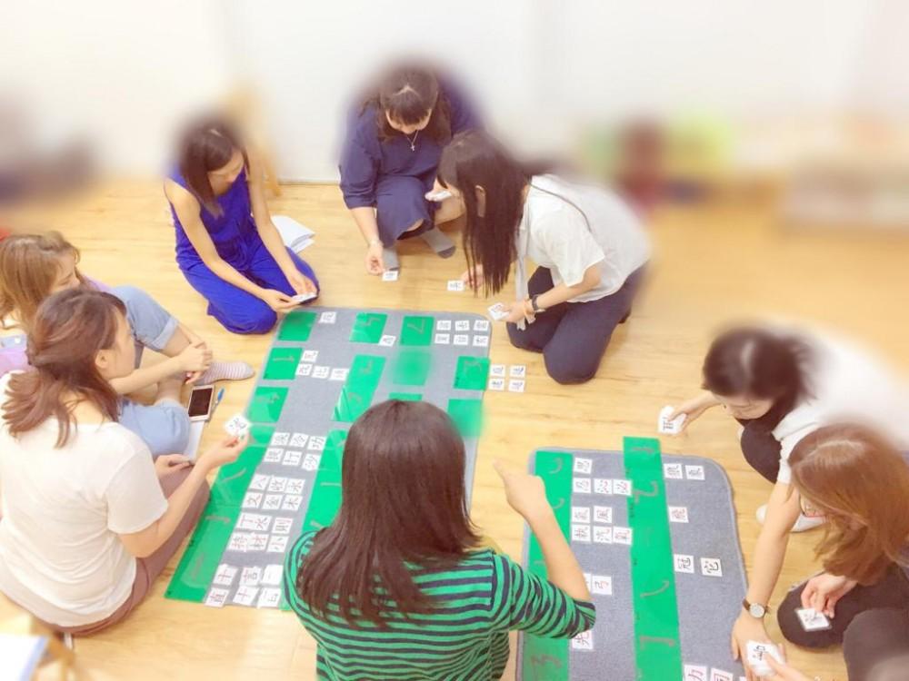 澳門蒙特梭利協會0-6歲中文導師課程